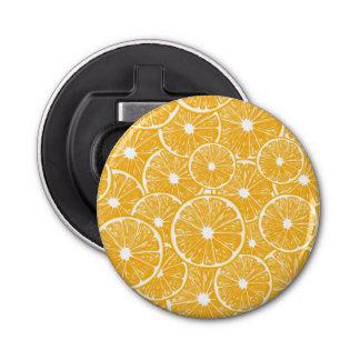 Abrebotellas Diseño del modelo de las rebanadas del naranja