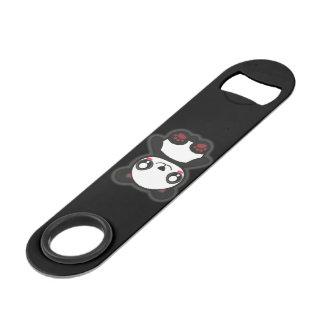 Abrebotellas divertido de la panda de Kawaii