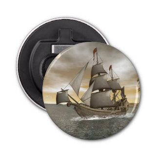 Abrebotellas El irse del barco pirata - 3D rinden