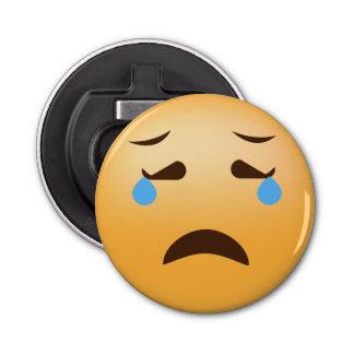 Abrebotellas Emoji triste