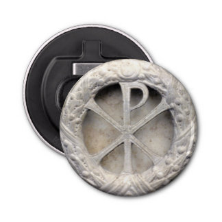 Abrebotellas Ji-Rho - el monograma de Cristo