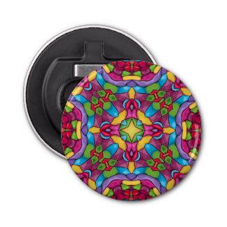 Abrebotellas magnéticos del caleidoscopio   del