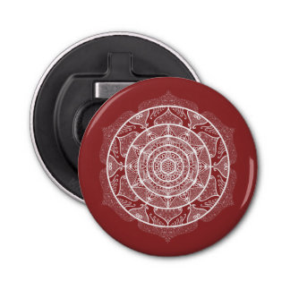 Abrebotellas Mandala del arándano