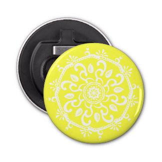 Abrebotellas Mandala del limón