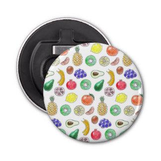Abrebotellas Modelo de la fruta