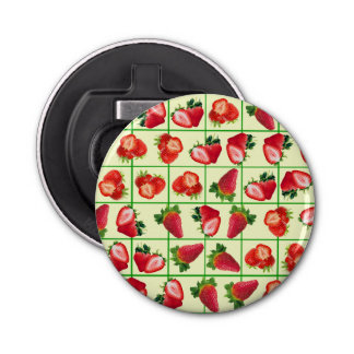 Abrebotellas Modelo de las fresas