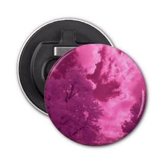 Abrebotellas Nube rosácea del infrarrojo de las tonalidades