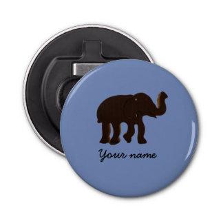 Abrebotellas personalizado del elefante