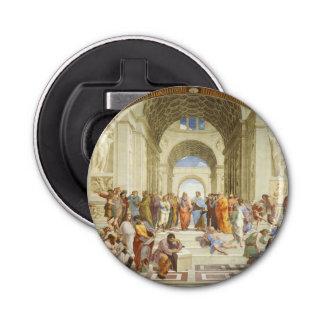 Abrebotellas Raphael - La escuela de Atenas 1511