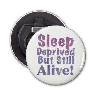 Abrebotellas Sueño privado pero aún vivo en púrpuras