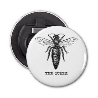 Abrebotellas Vintage del ejemplo de la abeja reina