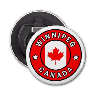Abrebotellas Winnipeg Canadá