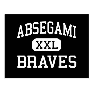 Absegami - Braves - altos - Galloway New Jersey Postal