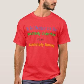 Absolutamente Camiseta