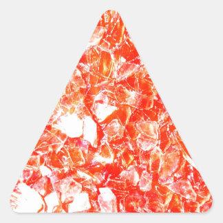 Abstracto refresque a un ejército de A millón Colcomanias De Trianguladas