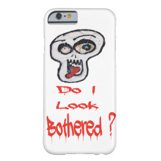 ¡Abucheo Banksy! Funda Barely There iPhone 6