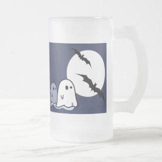 ¡Abucheo! Pequeños fantasmas divertidos. Taza de H