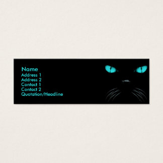 Abucheo - tarjeta del perfil del Aquamarine