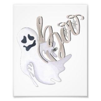 Abucheo y fantasma foto