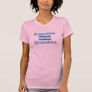 Abuela de Argentina Camisas
