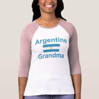 Abuela de Argentina Camisetas