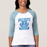 Abuela griega camiseta