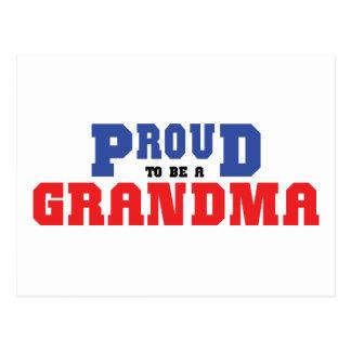 Abuela orgullosa