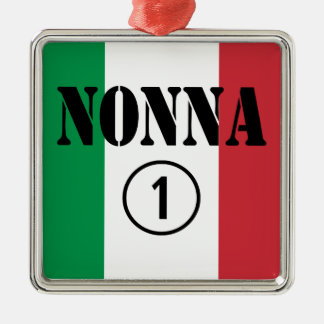 Abuelas italianas: Uno de Nonna Numero Ornamento De Reyes Magos