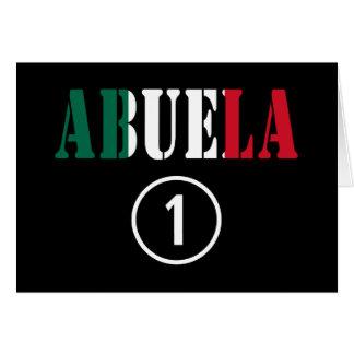 Abuelas mexicanas Uno de Abuela Numero