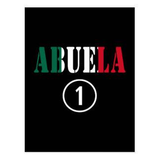 Abuelas mexicanas: Uno de Abuela Numero Postales