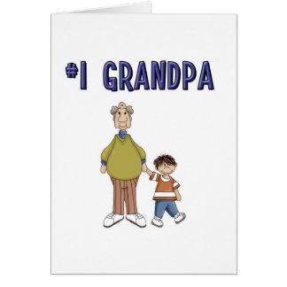 Abuelo #1 felicitaciones