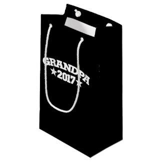 abuelo 2017 bolsa de regalo pequeña