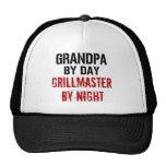 Abuelo de Grillmaster Gorra