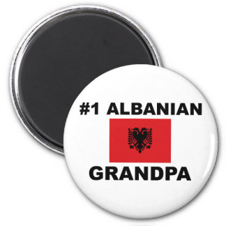 Abuelo del albanés 1 imán