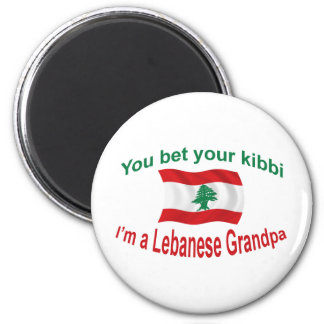 Abuelo libanés - apueste su Kibbi Imanes