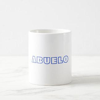 """""""ABUELO"""" Taza de café Abuelo"""