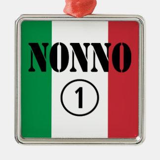 Abuelos italianos: Uno de Nonno Numero Ornamente De Reyes