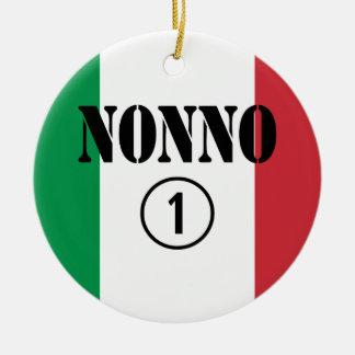 Abuelos italianos: Uno de Nonno Numero