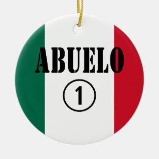 Abuelos mexicanos Uno de Abuelo Numero