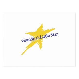 Abuelos poca estrella postal