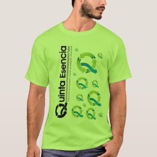 Abundancia de Quinta Esencia de camisa de los