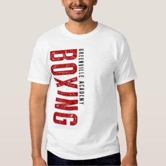 Academia de Greenville - boxeo Camisas