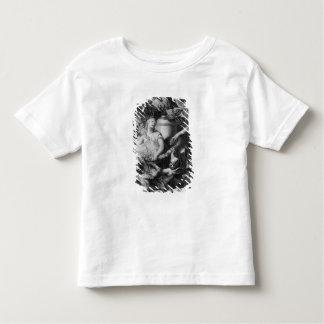 Academia francesa Dictionary del Frontispiece ' Camiseta De Bebé