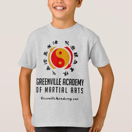 Academia JKD de Greenville Camiseta