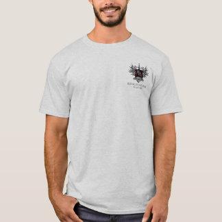 Academia real del protector - camiseta del