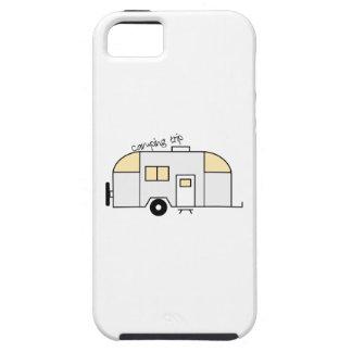 Acampada iPhone 5 Carcasas
