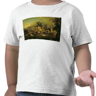 Acampamento gitano camisetas
