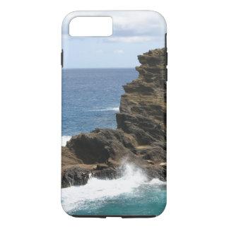 Acantilado hawaiano funda iPhone 7 plus