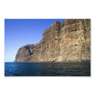 Acantilados del Los Gigantes en Tenerife Impresiones Fotograficas