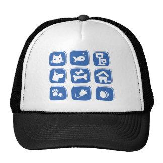 Acaricia la colección gorra